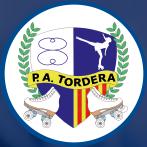 Patinatge Artístic Tordera (PAT) - logo
