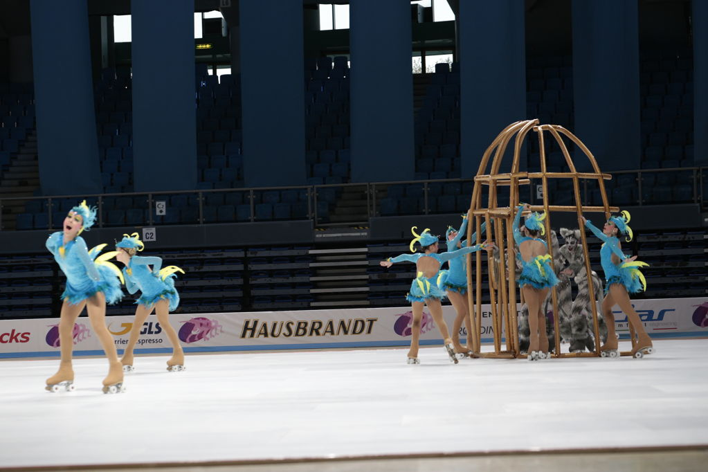 Artistic Skating World Cup (Pesaro - Italia) 2018