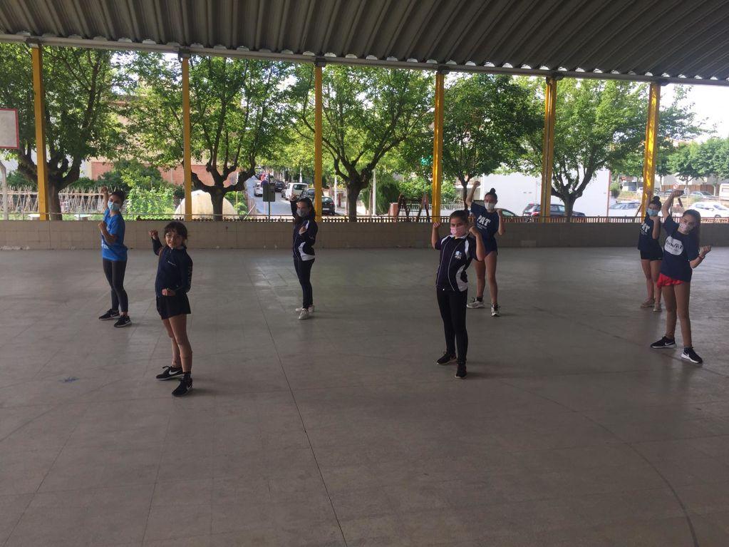 PA Tordera vuelve a entrenar en pista