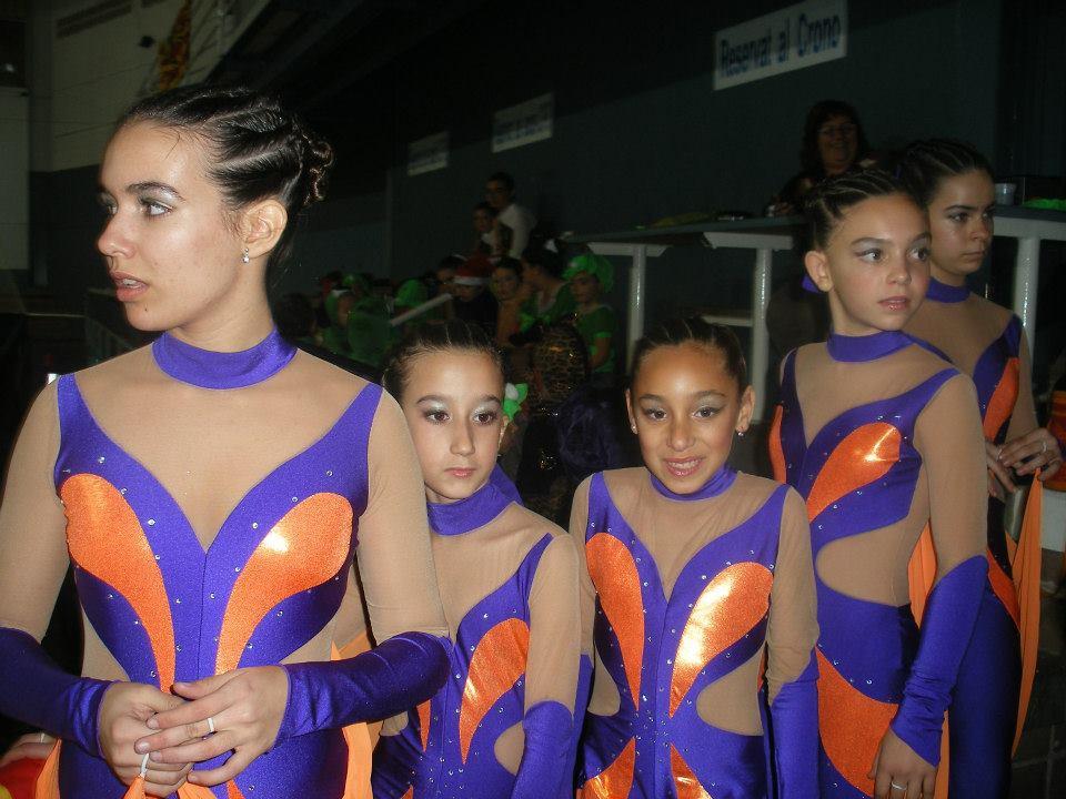 PA TORDERA PARTICIPA EN LOS ÚLTIMOS FESTIVALES DEL AÑO