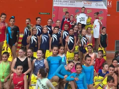 Exitosa participación de PA Tordera en el Trofeo