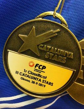PA Tordera toca el cielo en el III Catalunya Stars