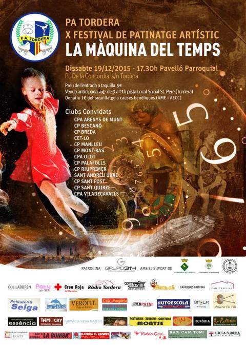 X FESTIVAL FINAL DE TEMPORADA PA TORDERA